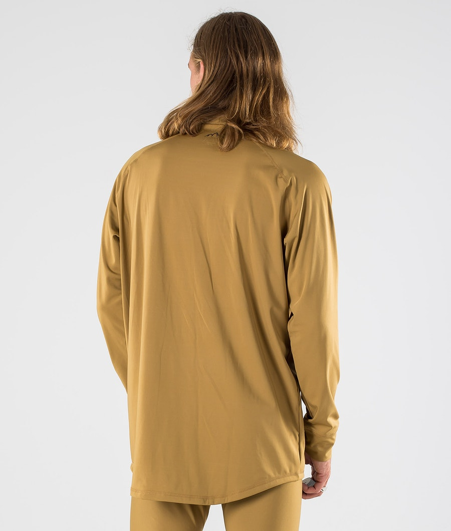 Dope Snuggle 2X-UP Base Layer Top Gold