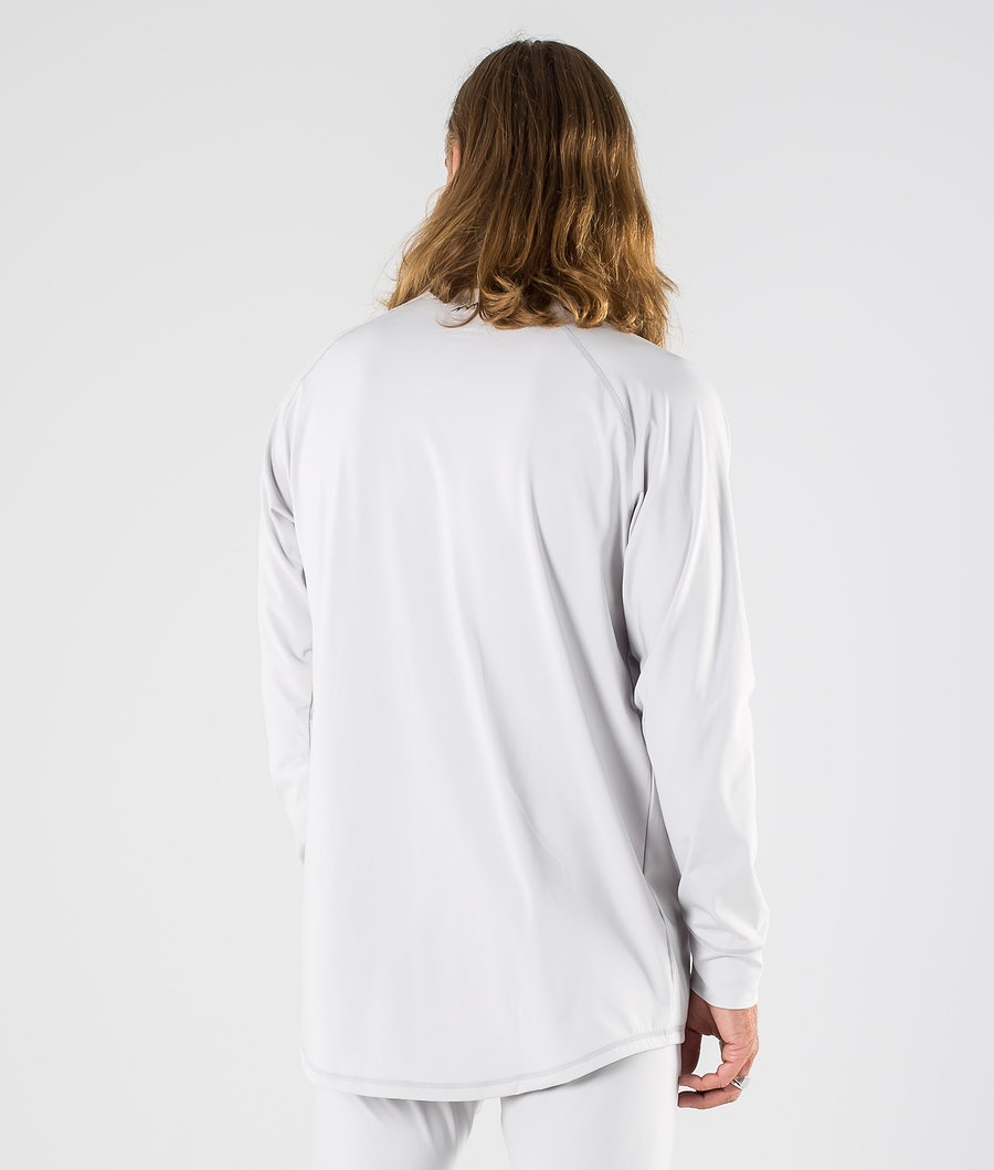 Dope Snuggle 2X-UP Base Layer Top Light Grey