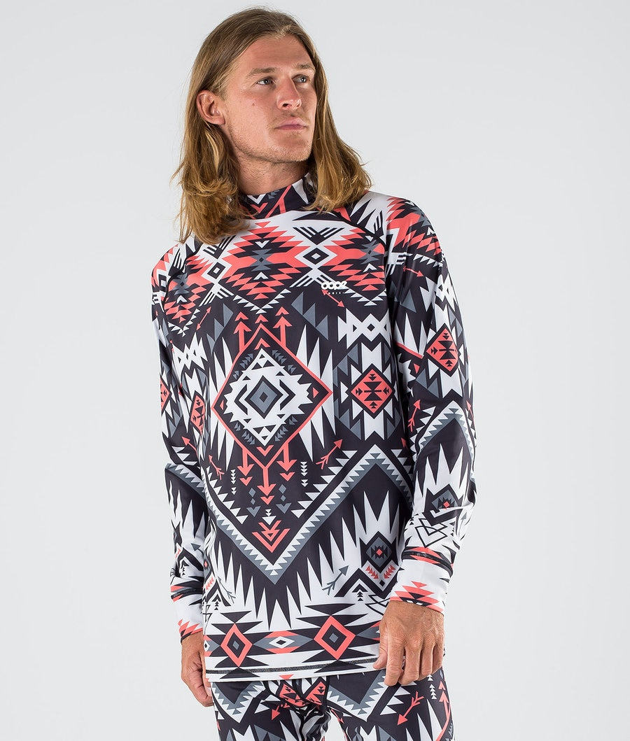 Dope Snuggle OG Base Layer Top Arrow Red