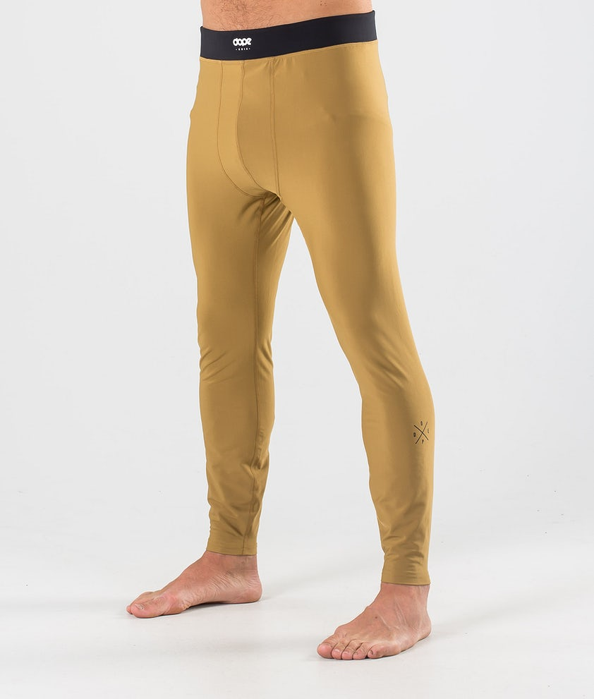 Dope Snuggle 2X-UP Pantaloni Termici Gold