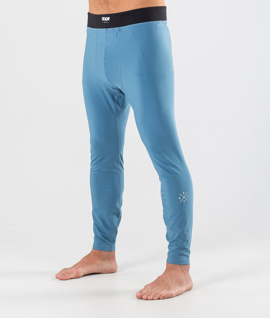 Dope Snuggle 2X-UP Base Layer Pant Blue Steel