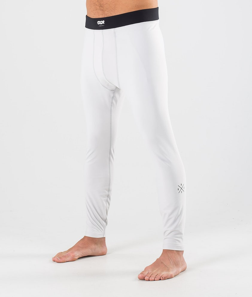 Dope Snuggle 2X-UP Pantaloni Termici Light Grey