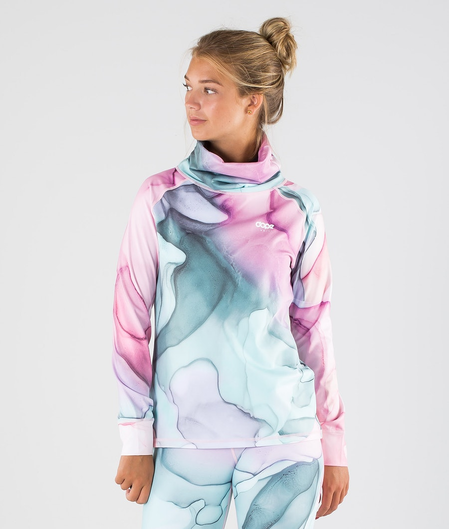Dope Snuggle OG W Base Layer Top Mirage