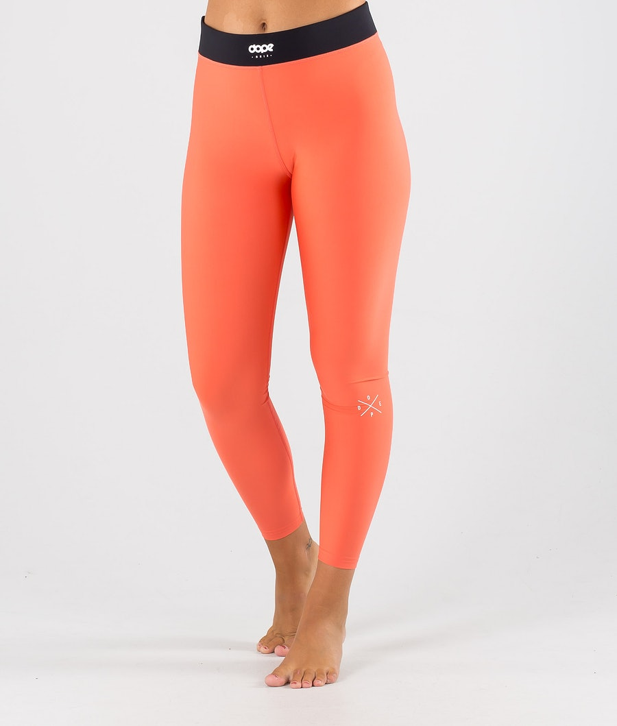 Dope Snuggle 2X-UP W Base Layer Pant Coral