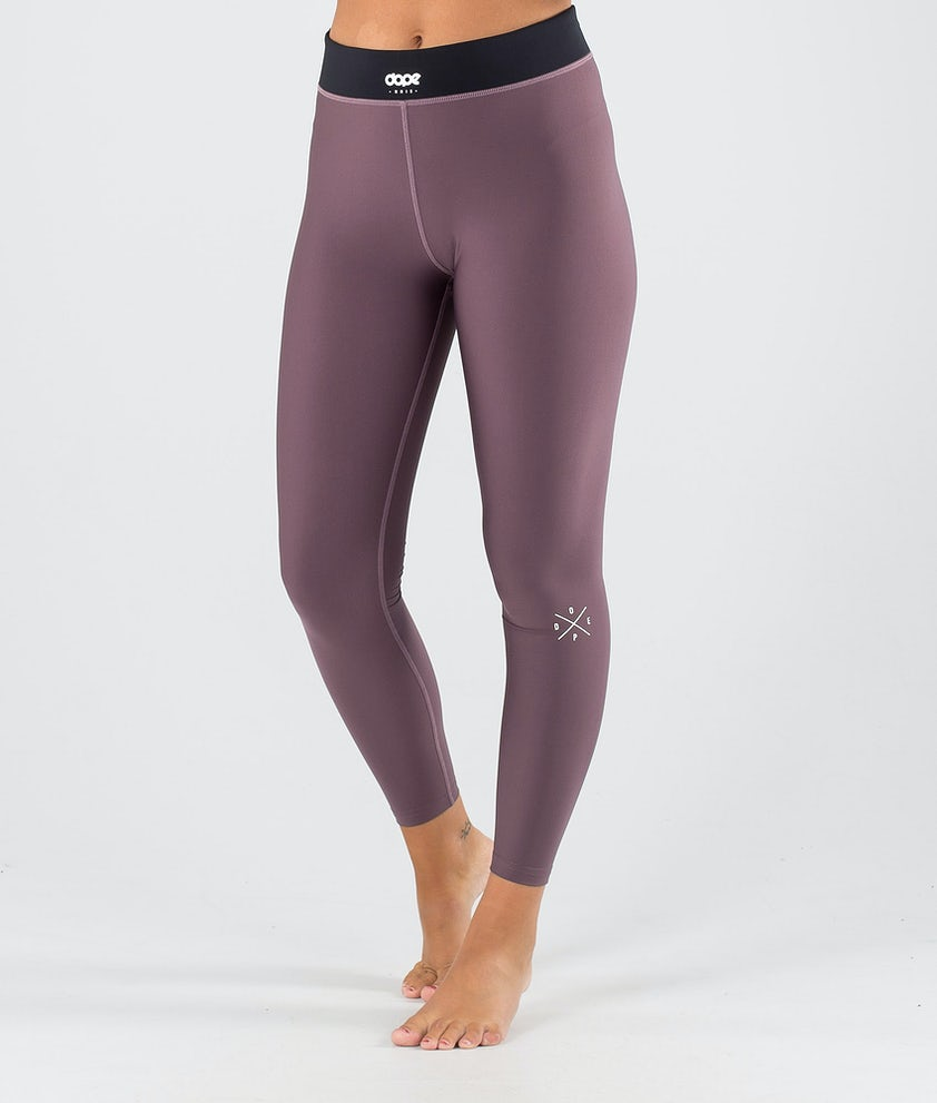 Dope Snuggle 2X-UP W Pantalon thermique Faded Grape