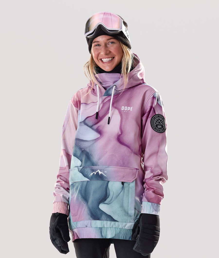 Dope Wylie Capital W Snowboard Jacket Mirage