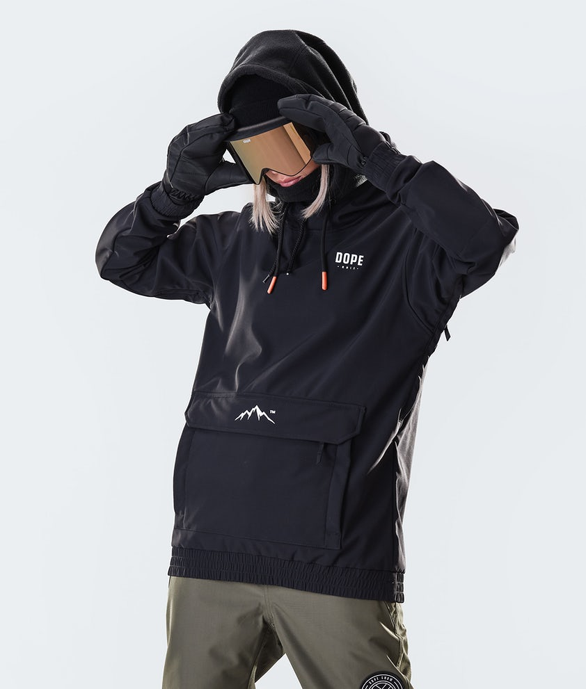 Dope Wylie Capital W Snowboard Jacket Black