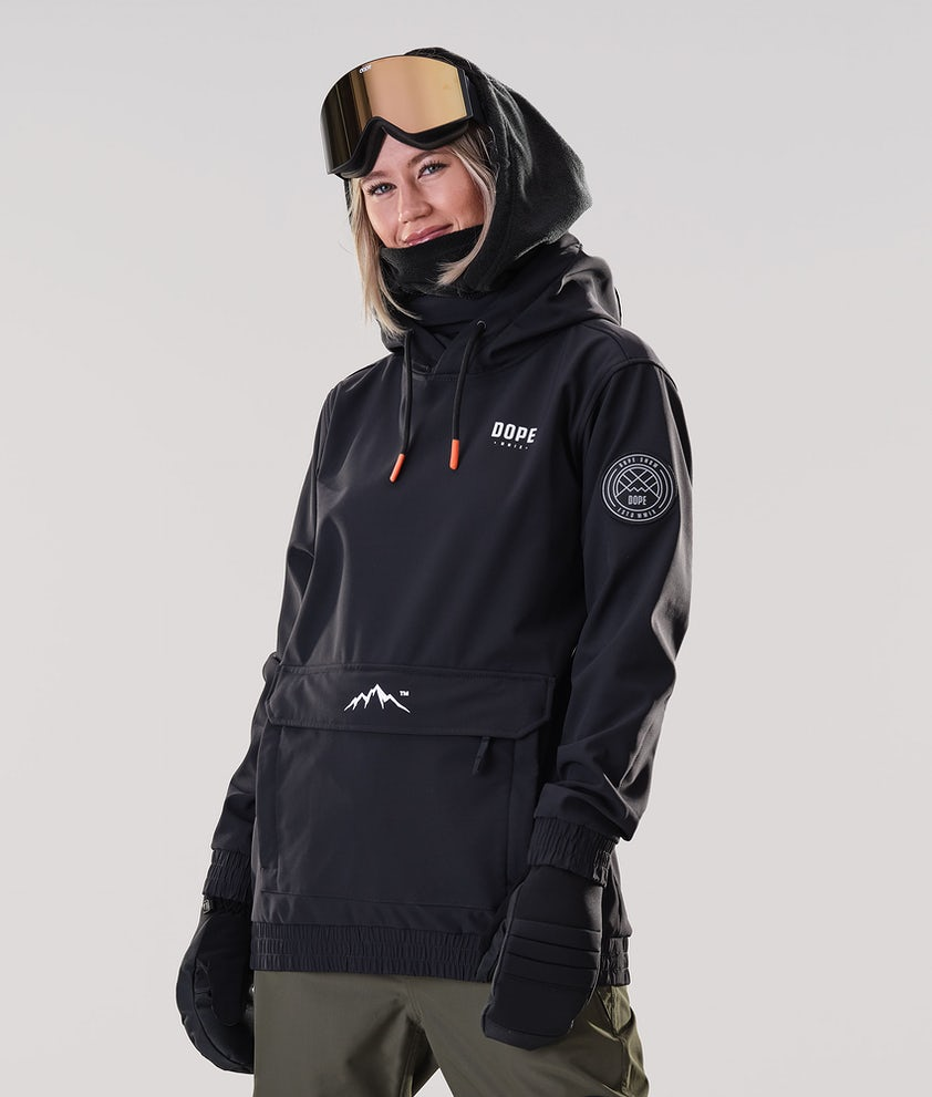 Dope Wylie Capital W Snowboardjacka Black