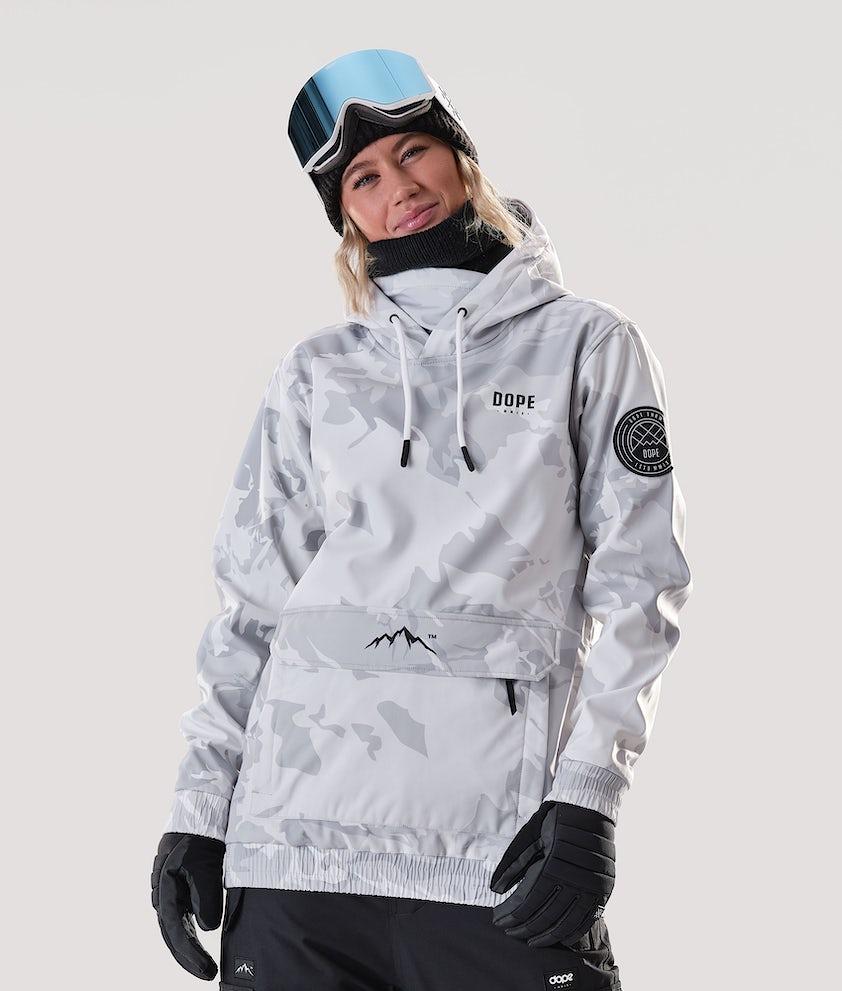 Dope Wylie Capital W Snowboardjacka Tucks Camo