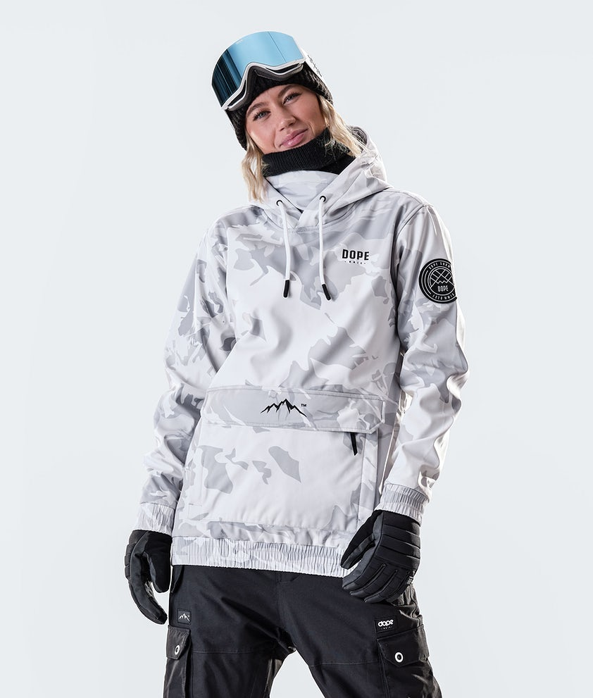 Dope Wylie Capital W Snowboardjacke Tucks Camo