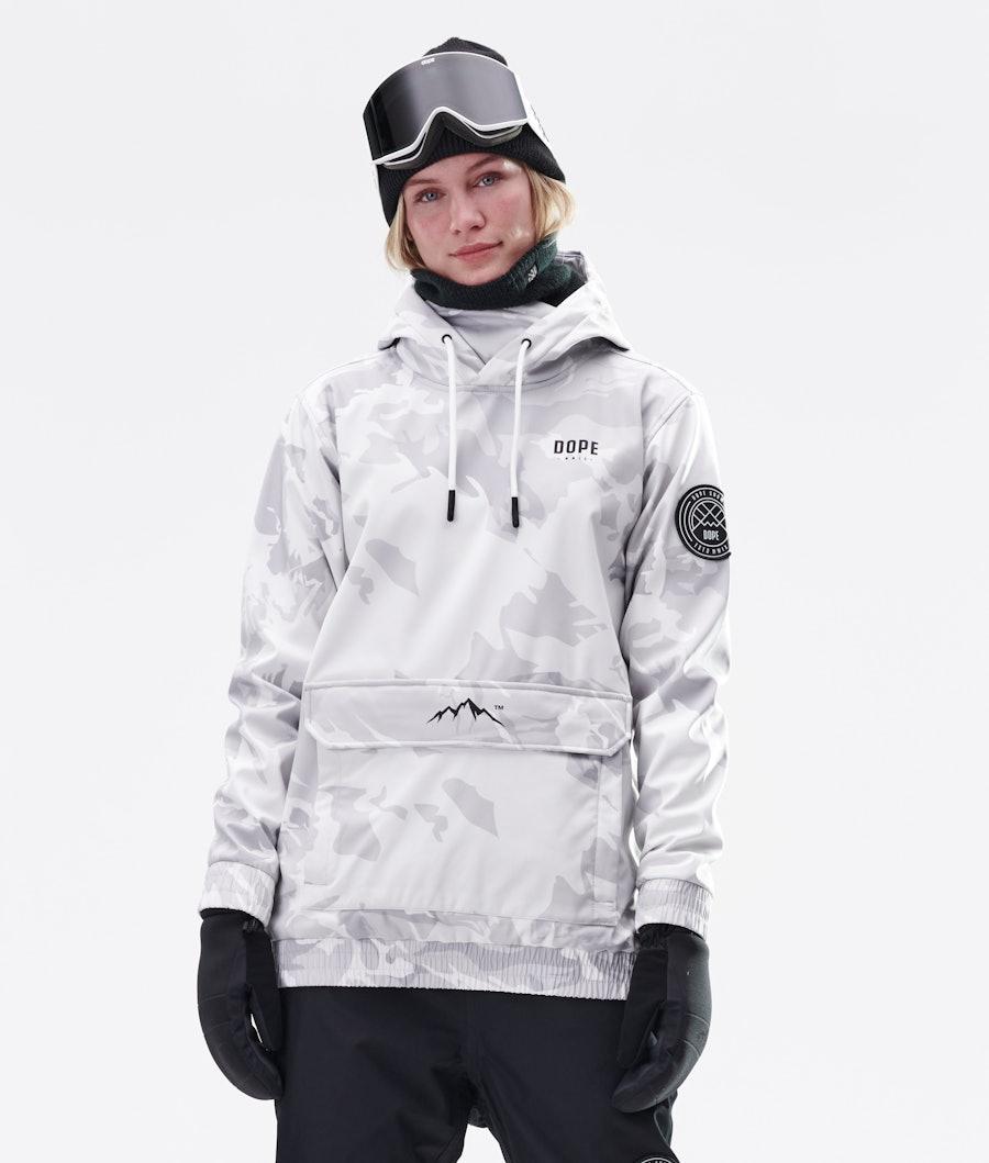 Dope Wylie Capital W Snowboard jas Tucks Camo