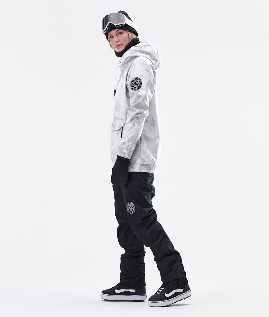 Dope Wylie Capital W Snowboardjacke Damen Tucks Camo