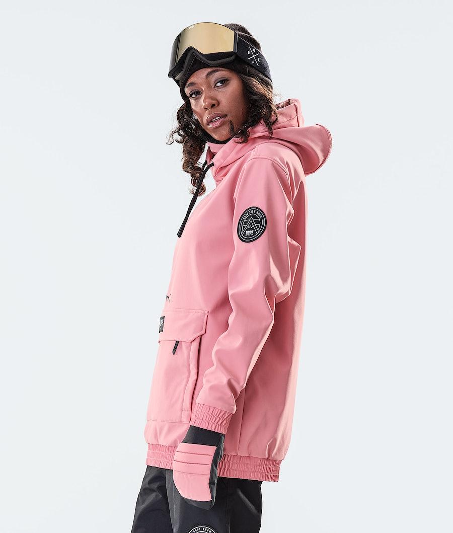 Dope Wylie Patch W Skidjacka Pink