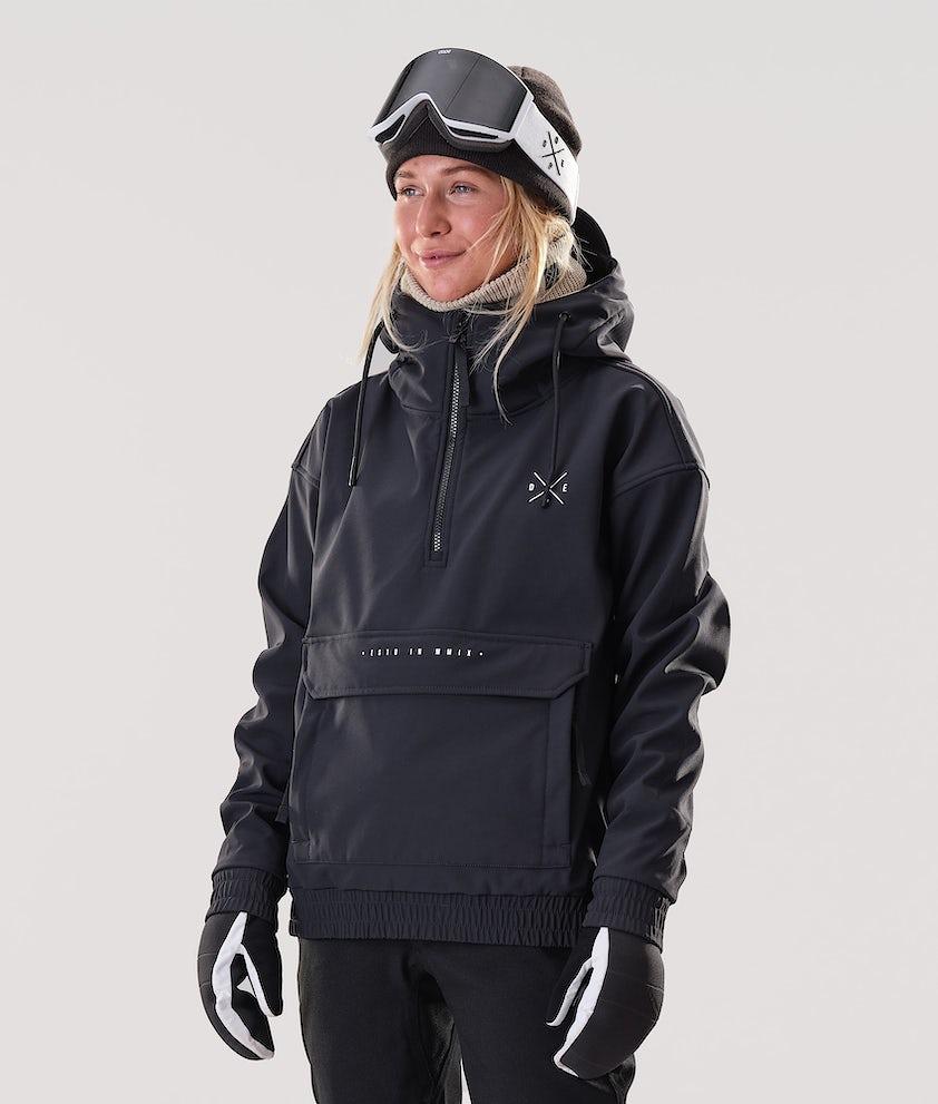 Dope Cyclone W Veste de Snowboard Black