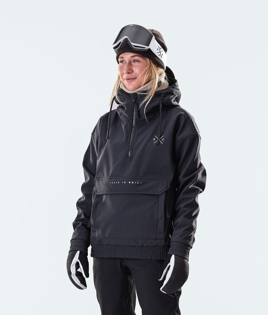 Dope Cyclone W Ski Jacket Black