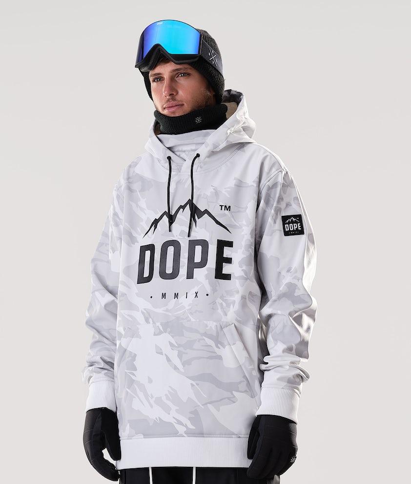 Dope Yeti Paradise Veste de Snowboard Tucks Camo