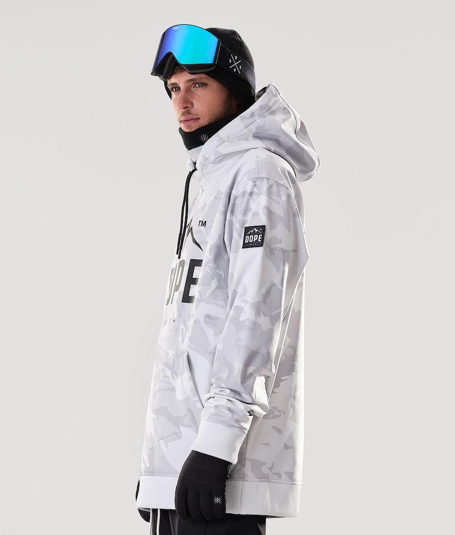 Dope Yeti Paradise Skijakke Tucks Camo
