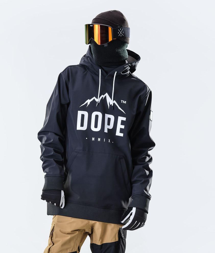 Yeti Paradise Snowboard Jacket Men Black