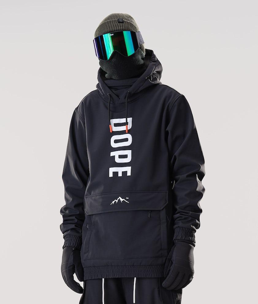 Dope Wylie OG Veste de Snowboard Black