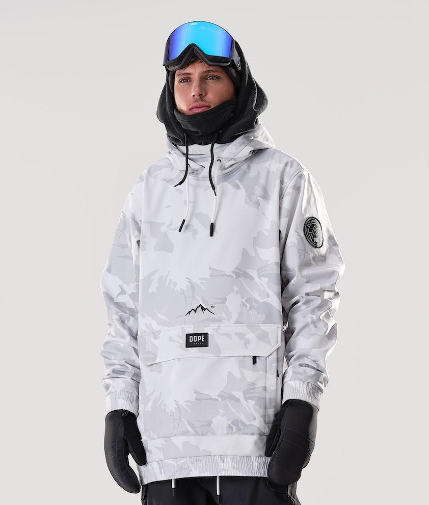 Dope Wylie Patch Giacca da Snowboard Tucks Camo