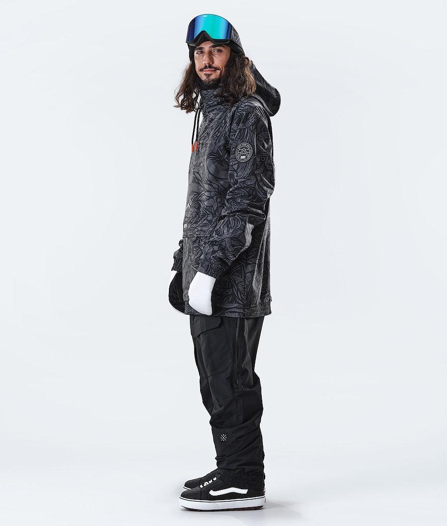 Dope Wylie Patch Snowboardjacka Shallowtree