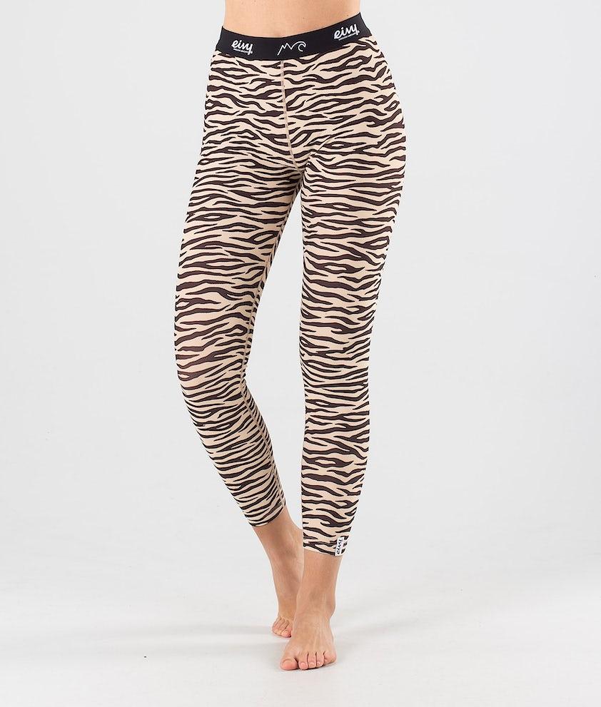 Eivy Icecold Tights Pantalon thermique Zebra