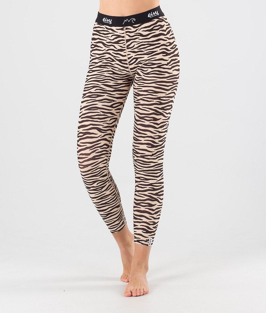 Eivy Icecold Tights Underställsbyxa Zebra