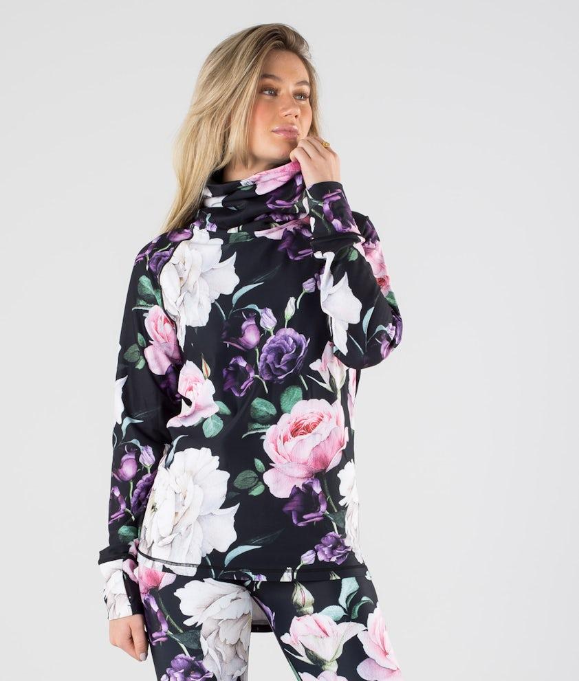 Eivy Icecold Gaiter Top Underställströja Rose Garden
