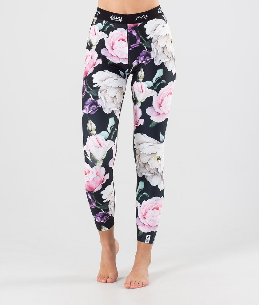 Eivy Icecold Tights Base Layer Pant Rose Garden