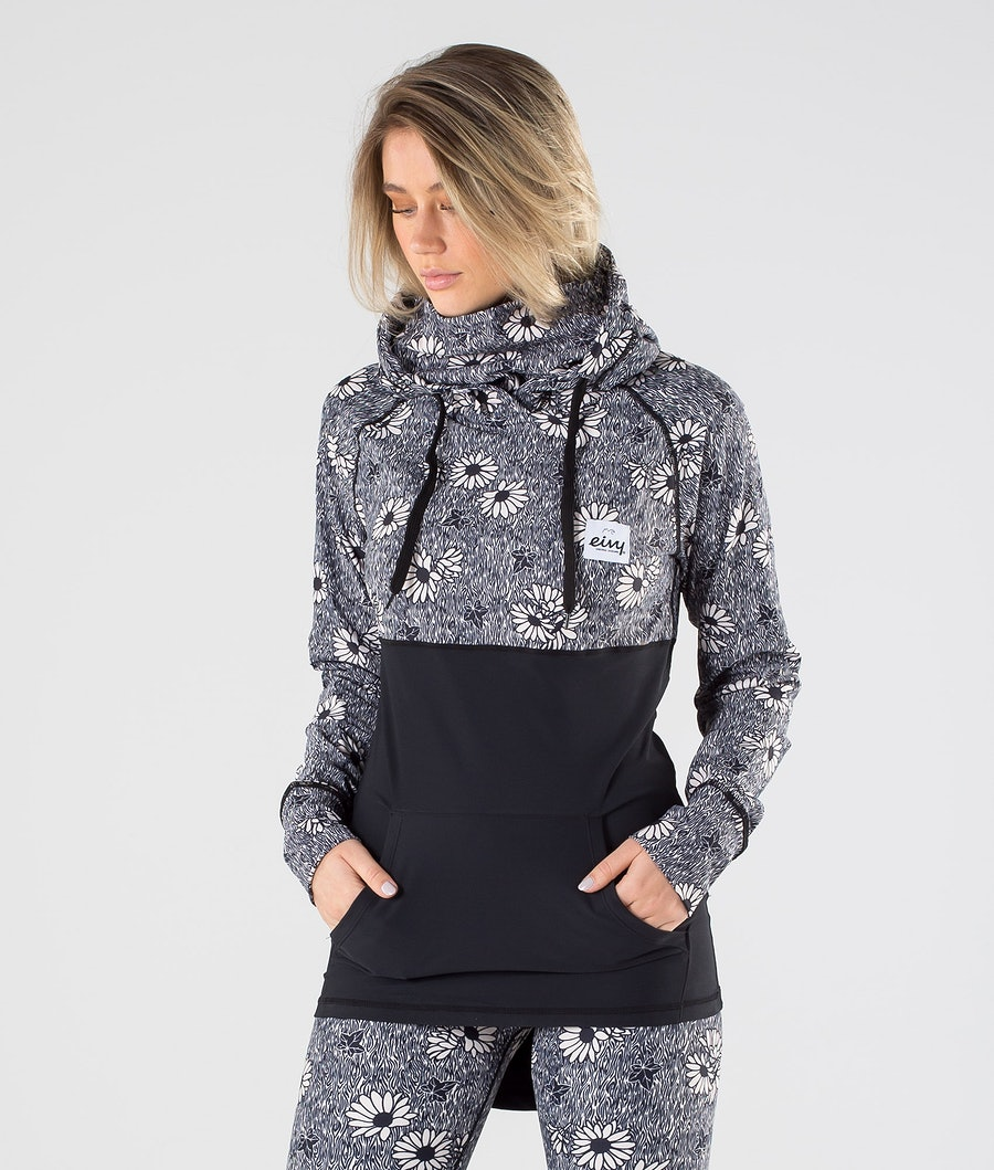 Eivy Icecold Hoodie Top Maglia Termica Ivy Blossom
