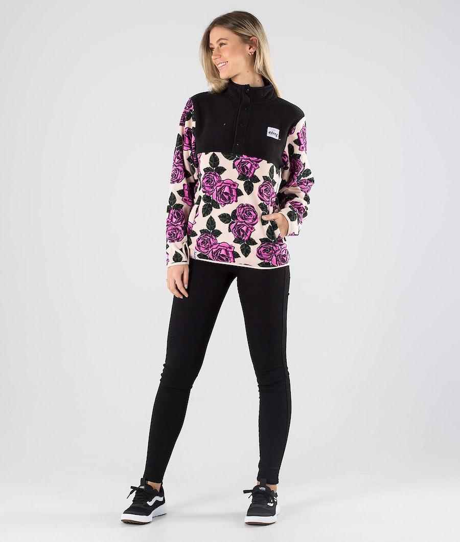 Eivy Mountain Women's Fleece Sweater Grannys Couch