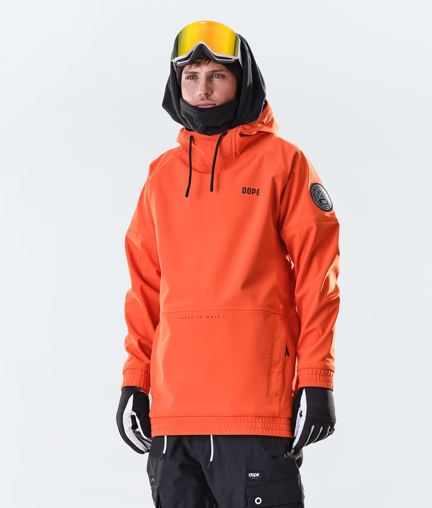 Dope Rogue Snowboardjakke Orange