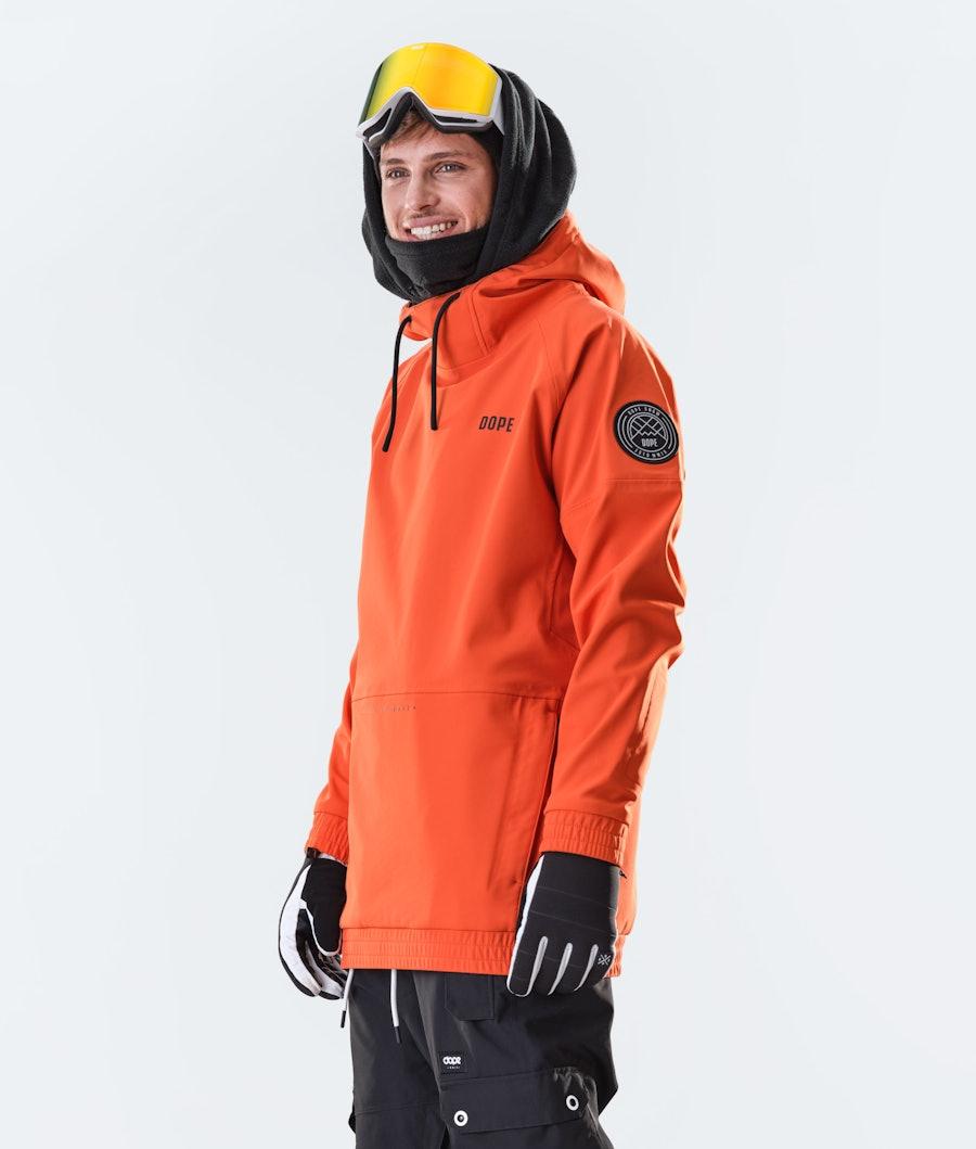 Dope Rogue Snowboard Jacket Orange