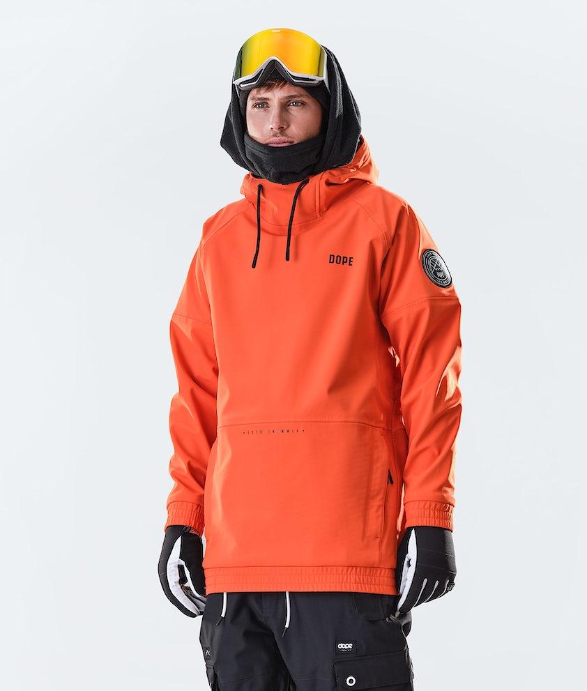 Dope Rogue Ski Jacket Orange