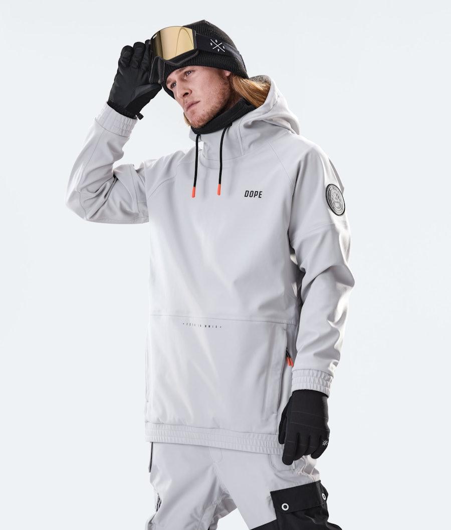 Dope Rogue Snowboard jas Light Grey