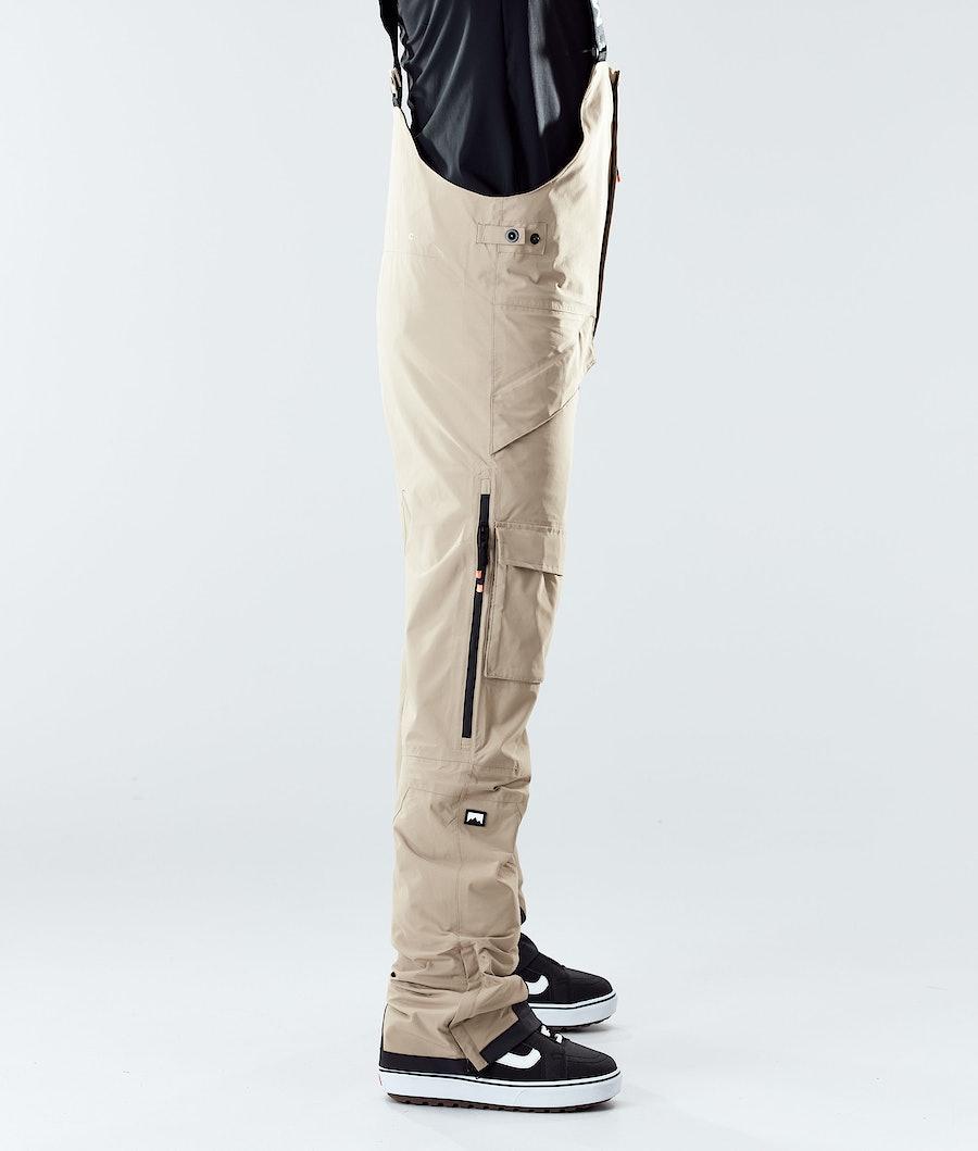 Montec Fawk Snowboardhose Khaki