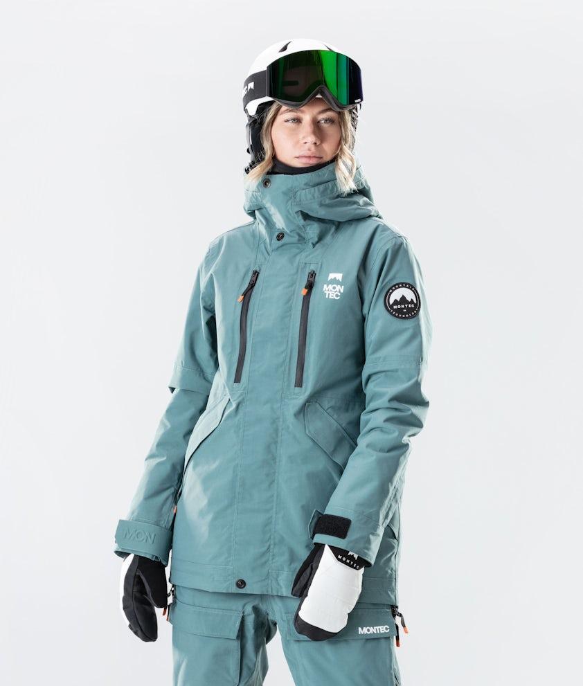 Montec Roc W Snowboardjacka Atlantic