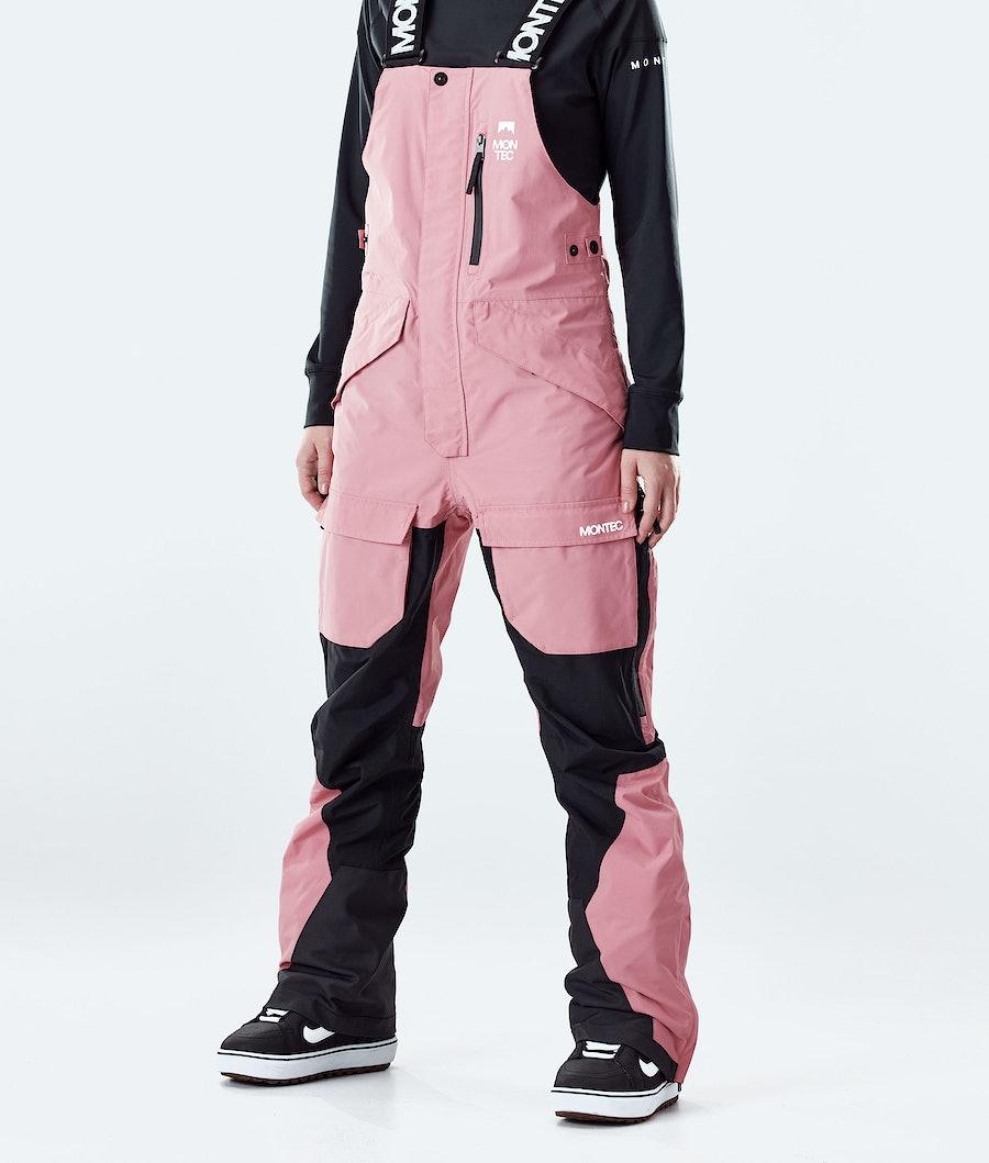 Fawk W Snowboard Pants Women Pink/Black