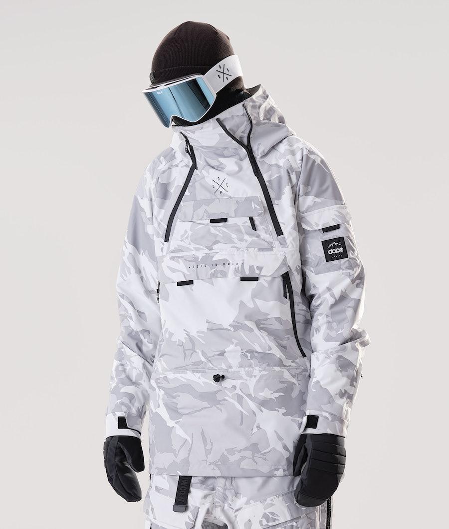 Dope Akin Snowboardjacka Tucks Camo