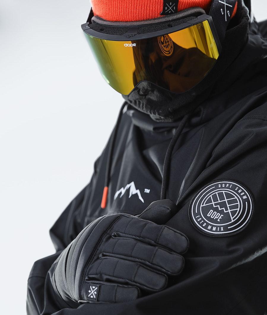 Dope Blizzard PO Giacca da Snowboard Black