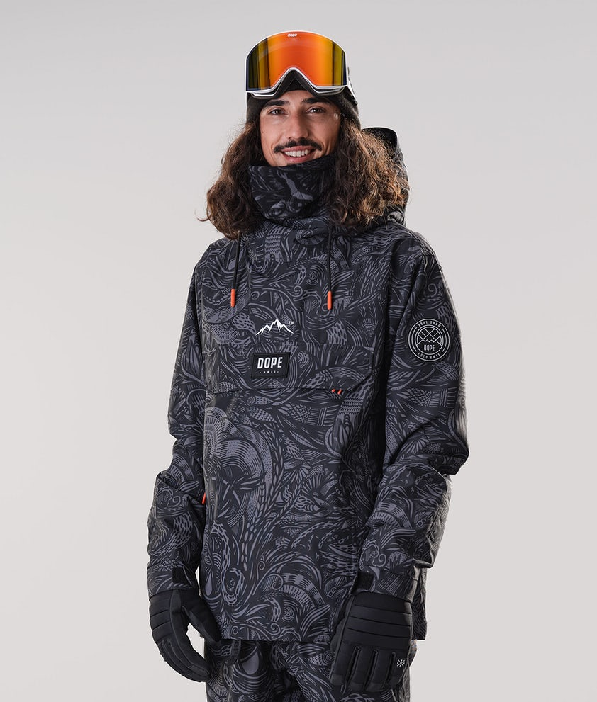 Dope Blizzard PO Snowboard Jacket Shallowtree