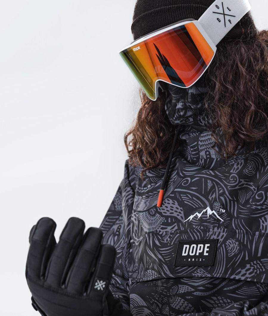 Dope Blizzard PO Snowboardjacka Shallowtree
