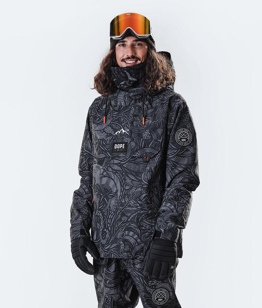 Dope Blizzard PO Ski Jacket Shallowtree