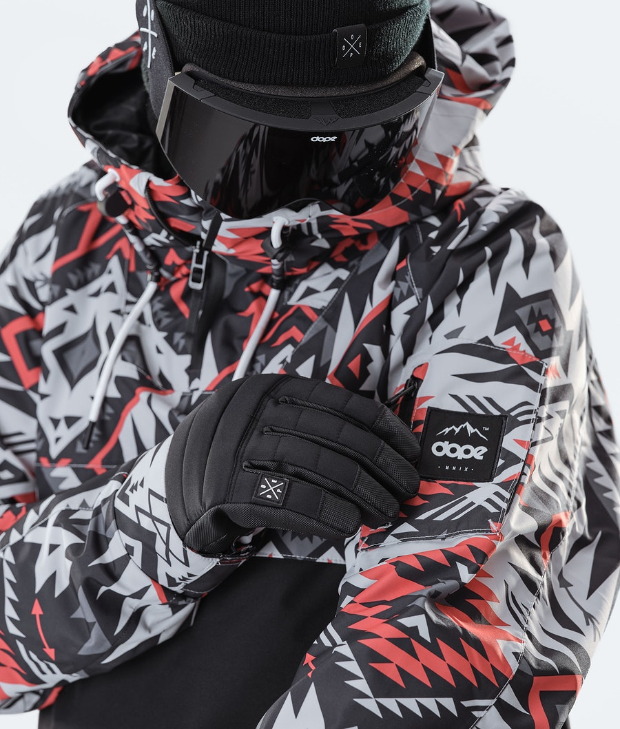 Dope Annok Snowboardjacka Arrow Red/Black