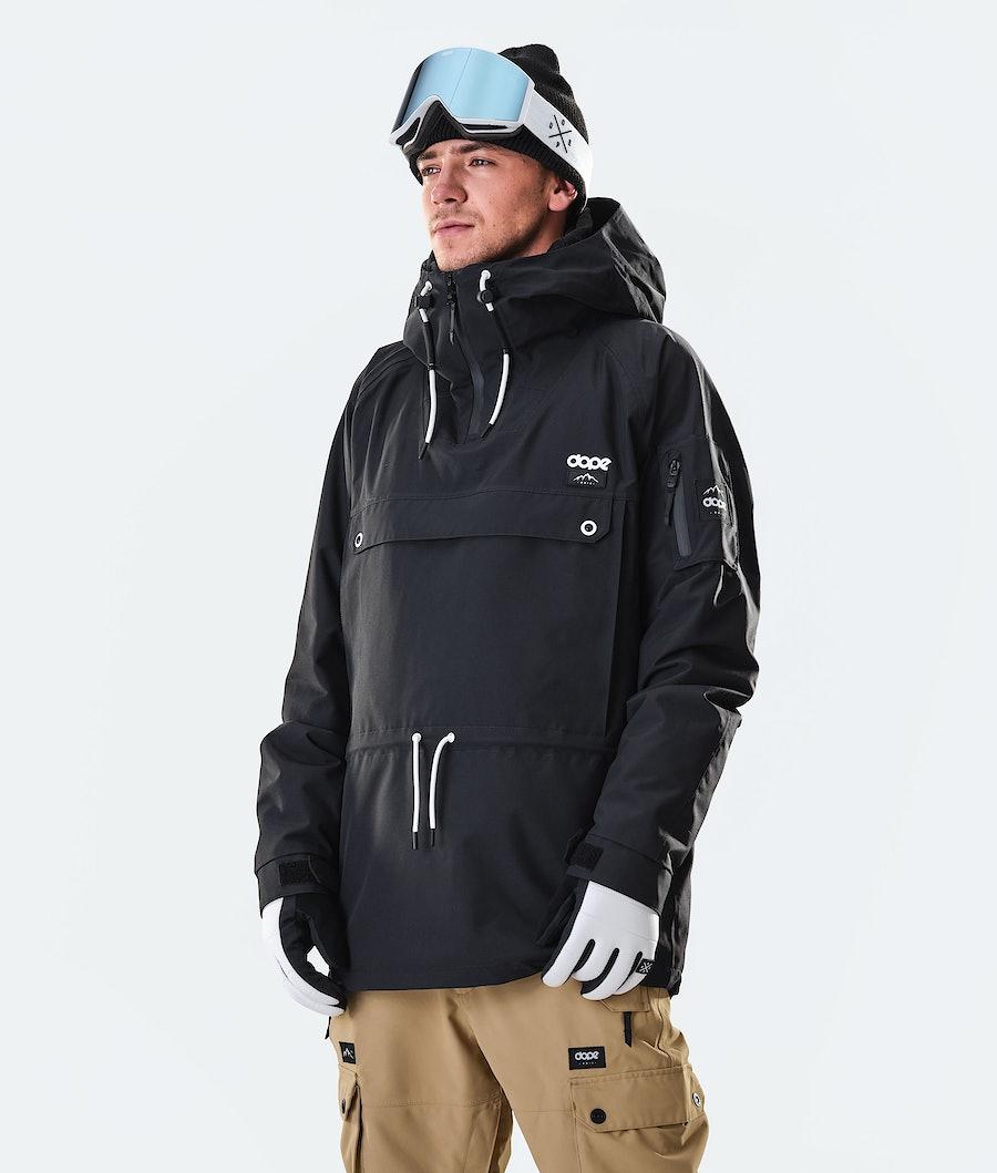 Dope Annok Ski Jacket Black