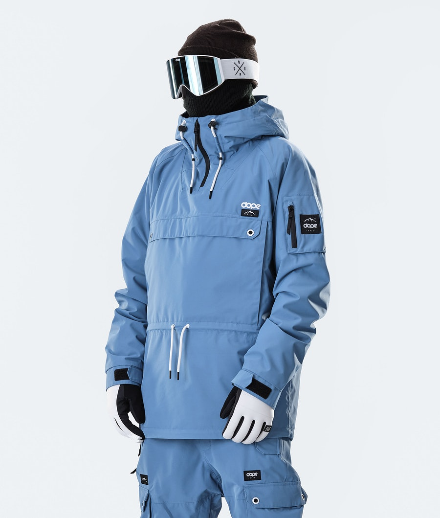Dope Annok Ski Jacket Blue Steel