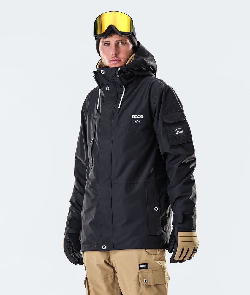 Dope Adept Snowboardjacke Black