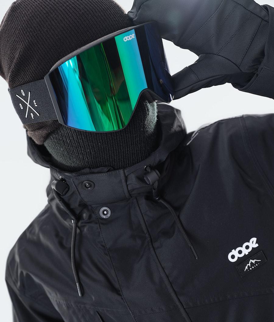 Dope Adept Snowboardjacka Blackout