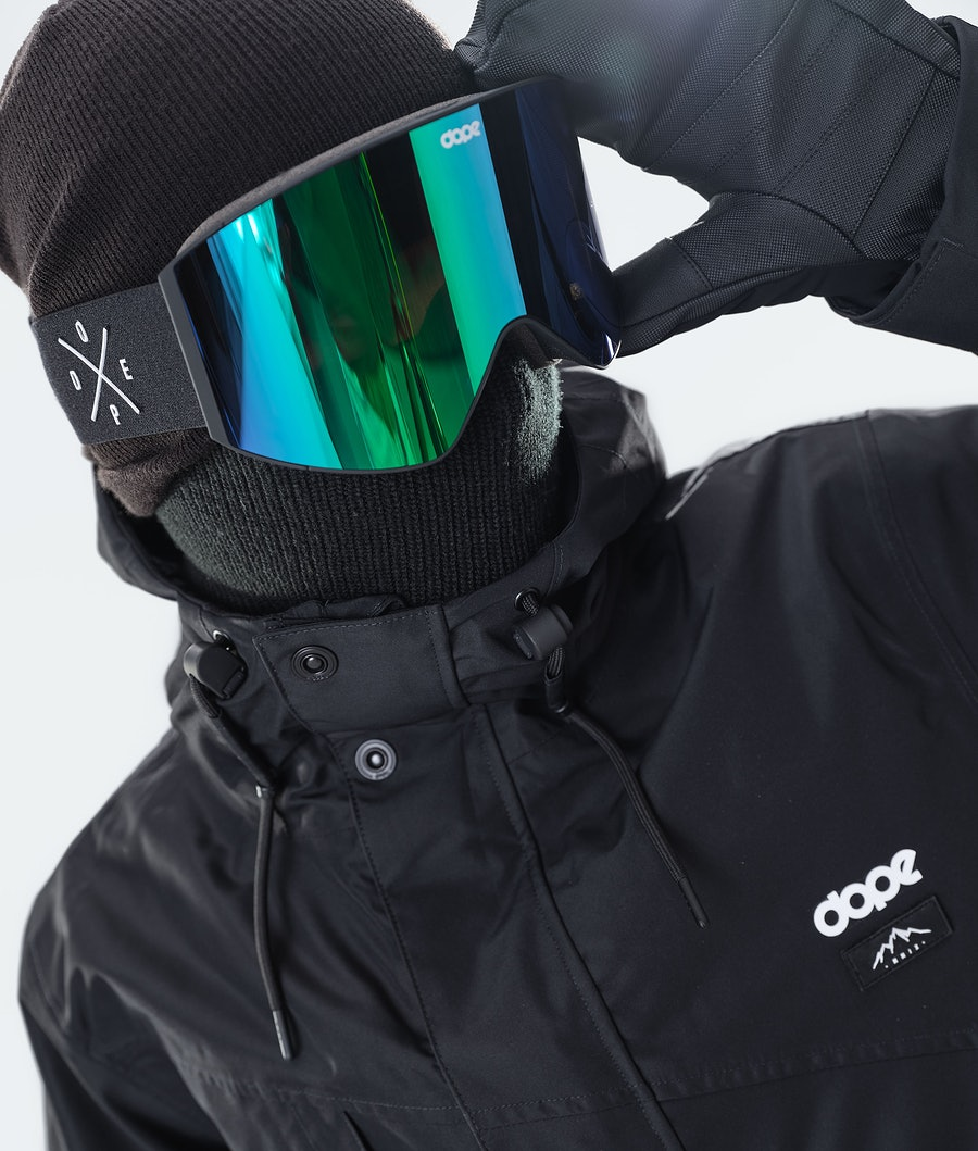 Dope Adept Skijakke Blackout