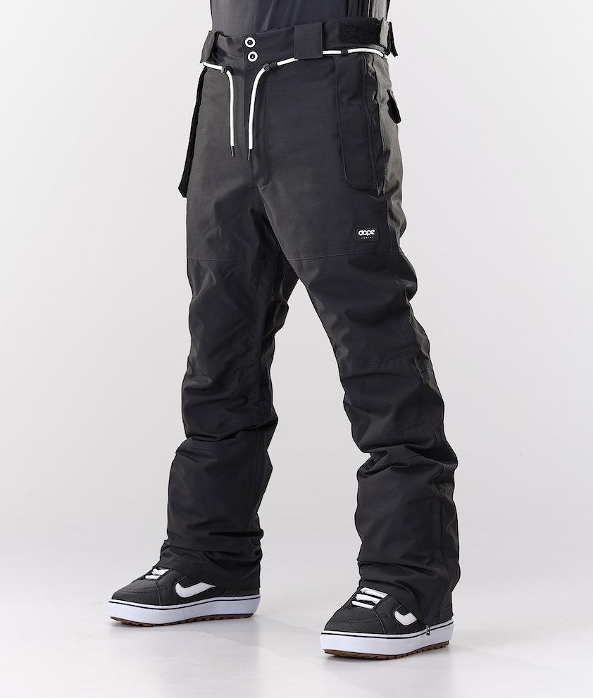 Dope Classic Snow Pants Black